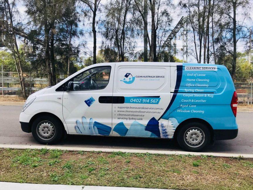 Contact Clean Australia Service